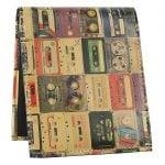 Cassette Mens Wallet Image