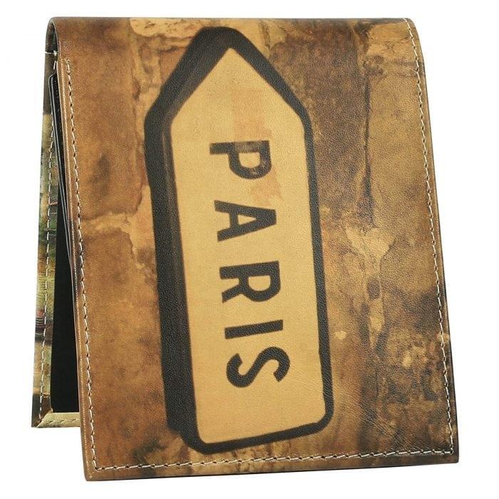 paris mens wallet