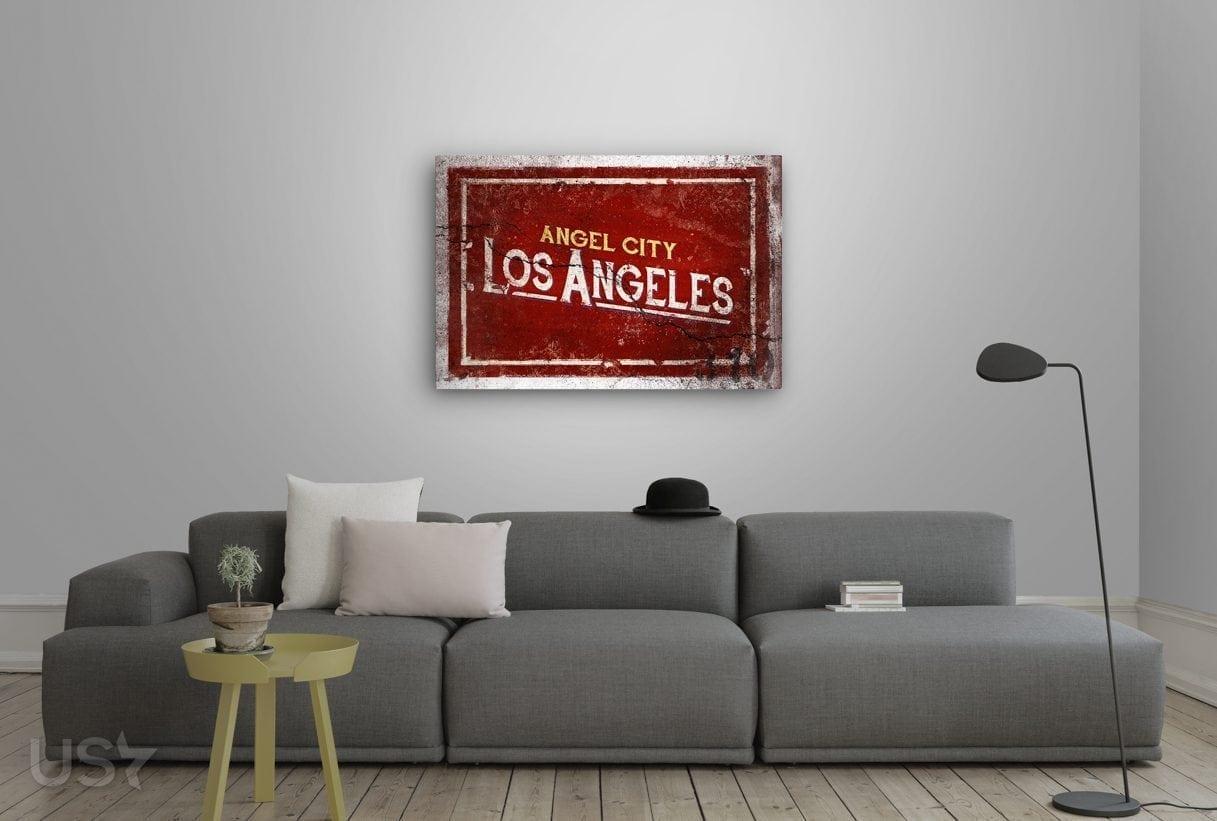Angel City - Living Room 2