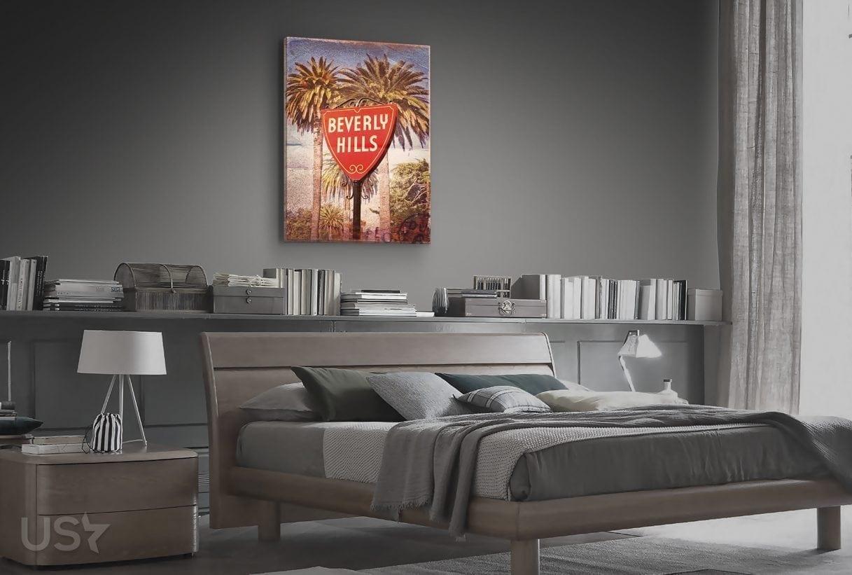 Beverly Hills - Bedroom