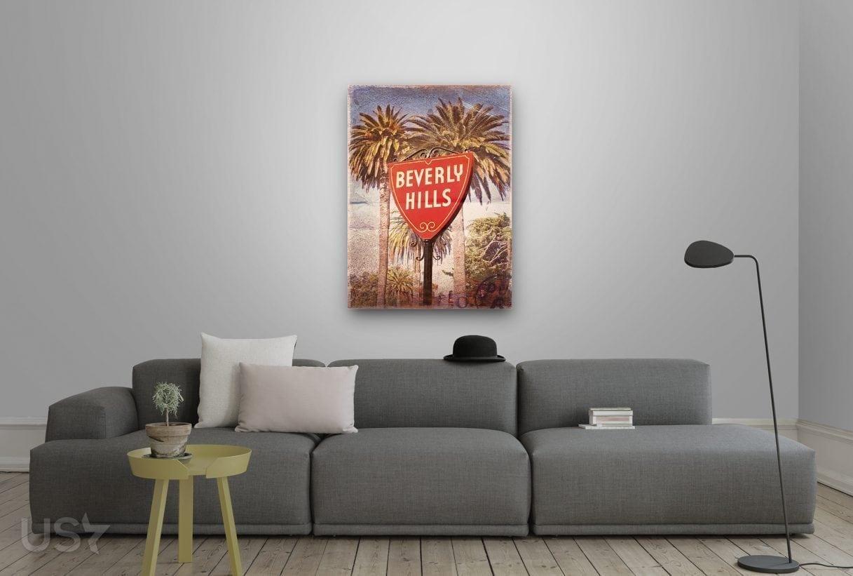 Beverly Hills - Living Room 2
