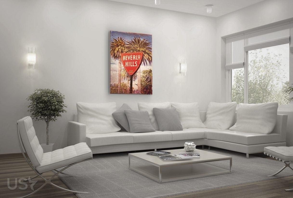 Beverly Hills - Living Room