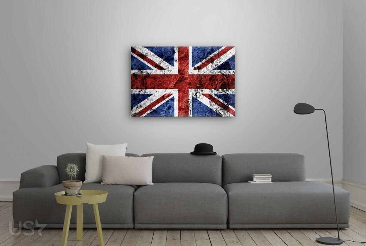 British Flag - Living Room 2