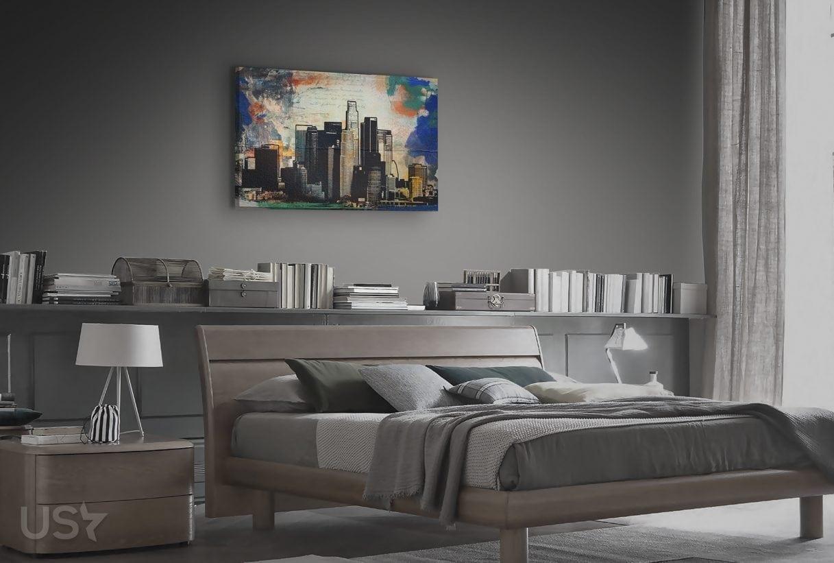 Downtown Los Angeles - Bedroom