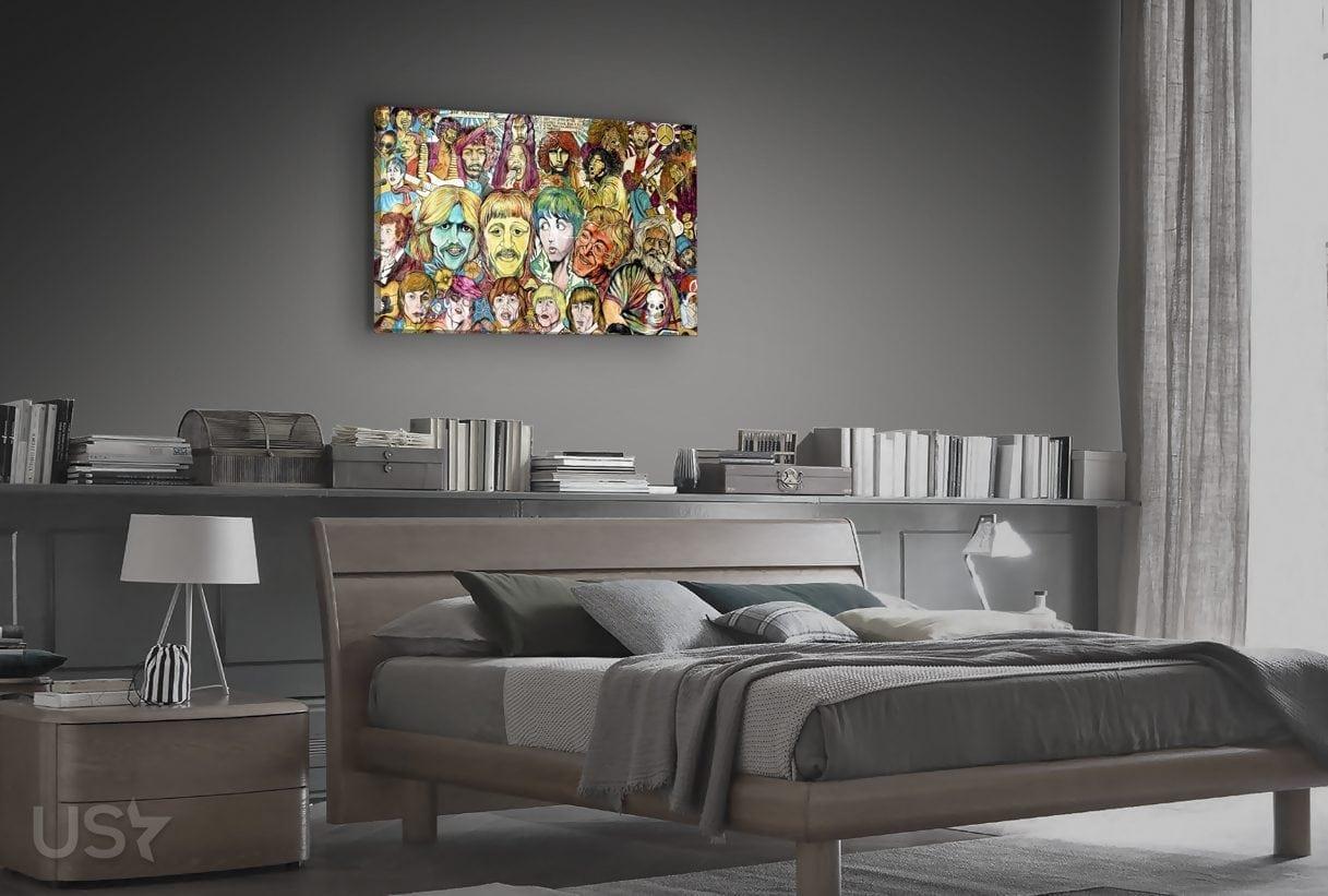 Pop Stars - Bedroom