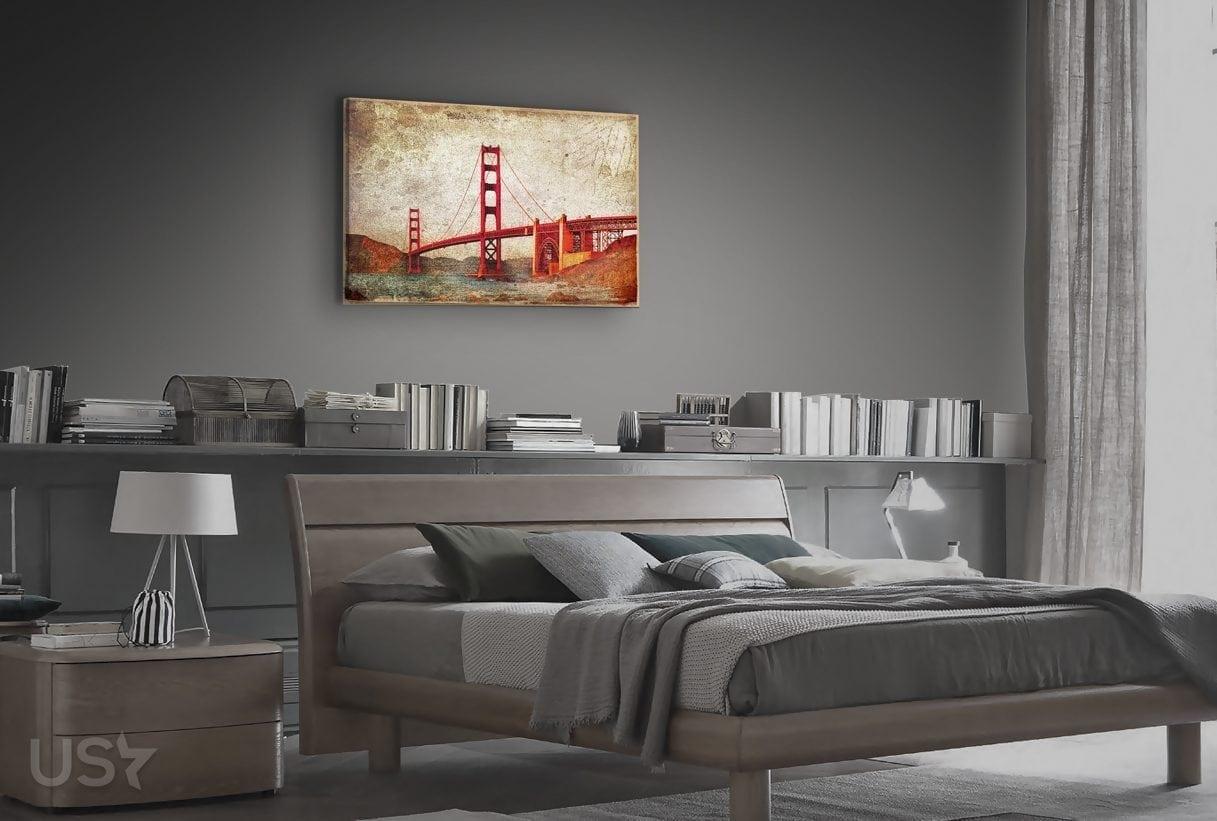 Golden Gate Bridge - Bedroom