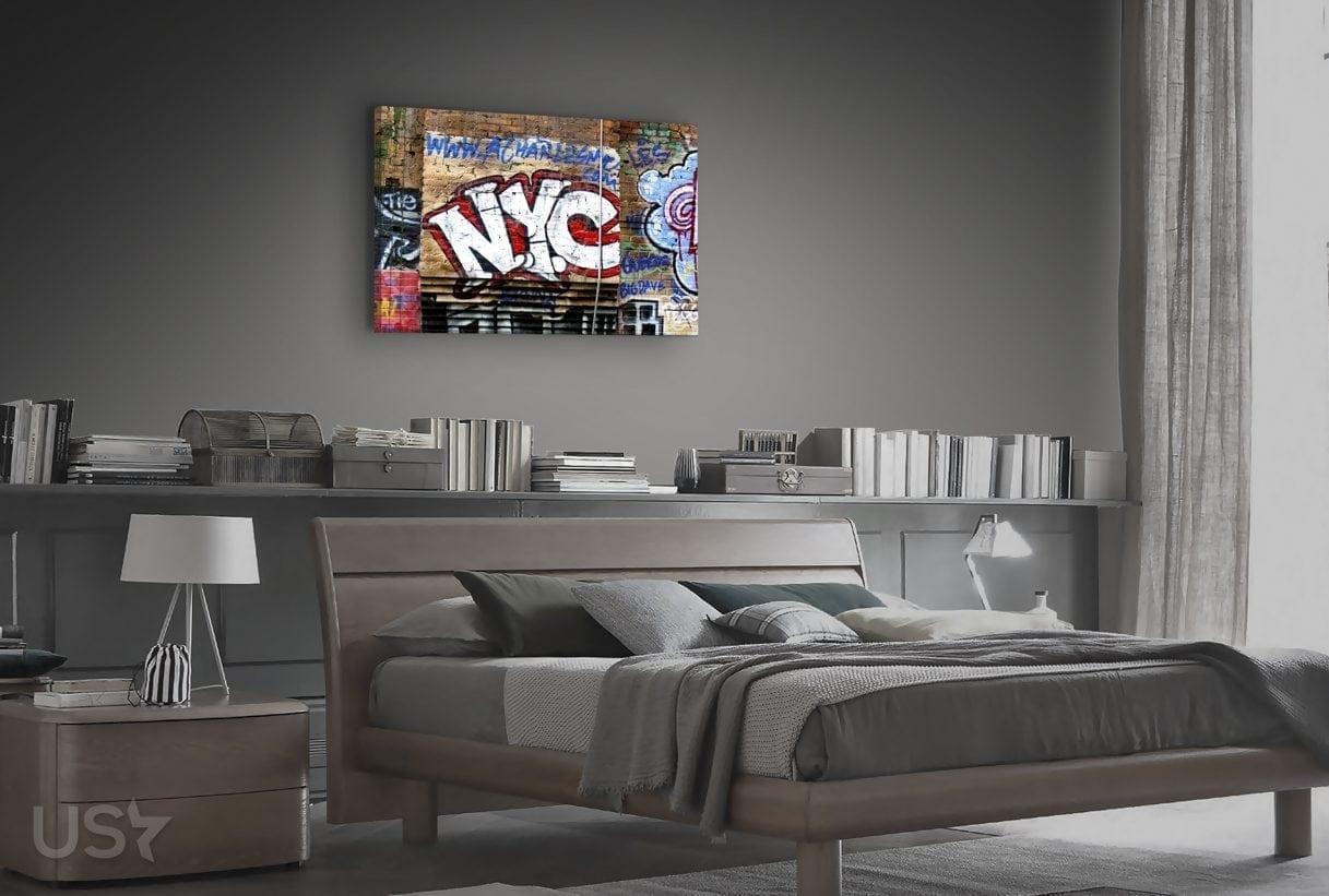 NYC Street Art - Bedroom