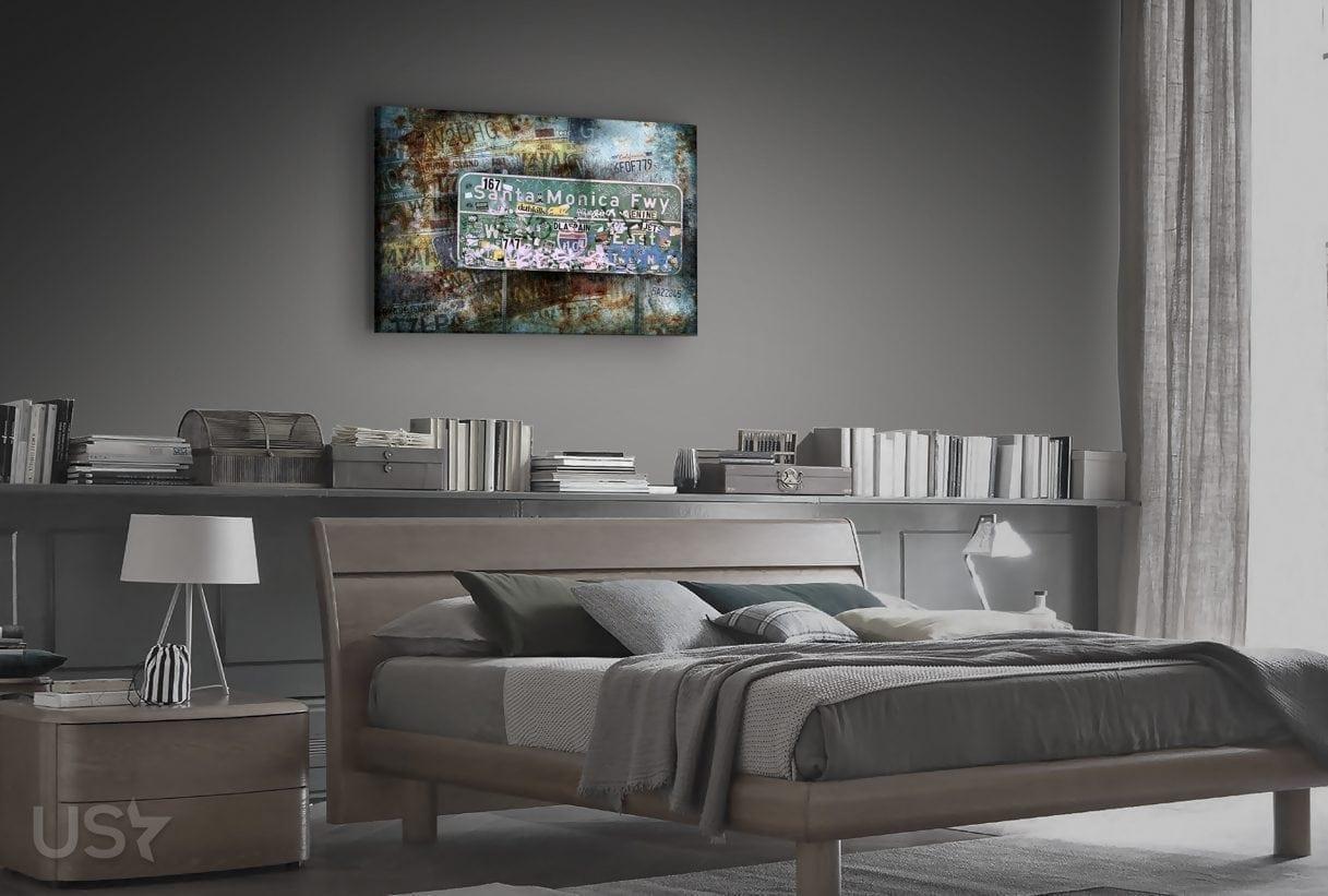 Santa Monica Fwy - Bedroom