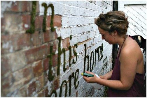 Green Graffiti | United Streets of Art