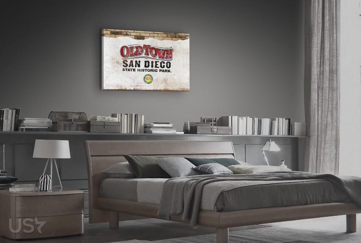 Oldtown San Diego - Bedroom