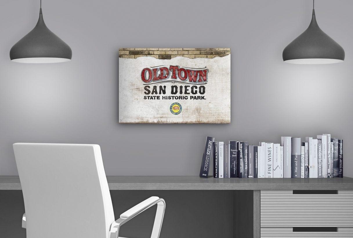 Oldtown San Diego - Study Table