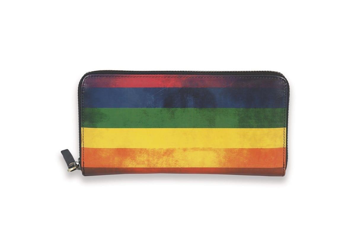 LGBT Flag Front