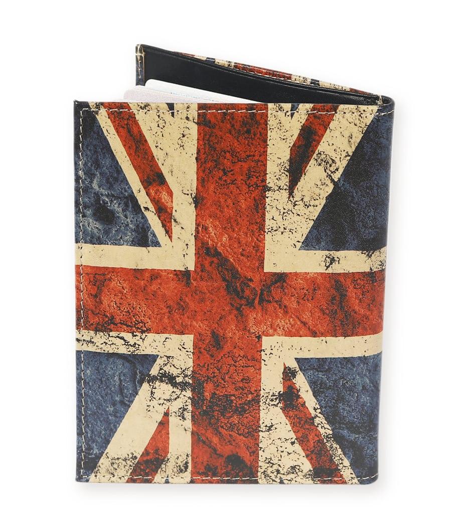 briitish flag back