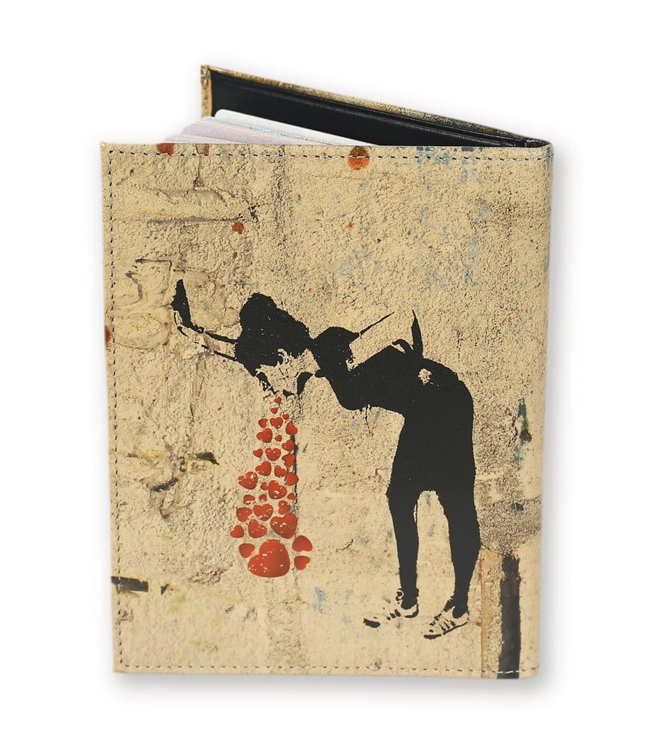 Banksy Art Passport Holder | United Streets of Art