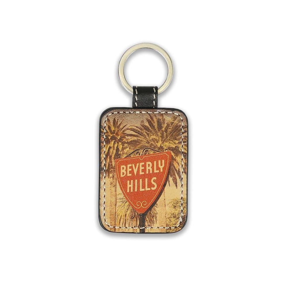 Beverly Hills Key Chain