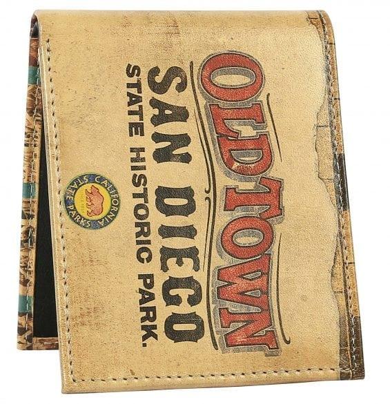 oldtown san diego mens wallet