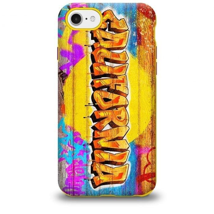 California graffitti iPhone case
