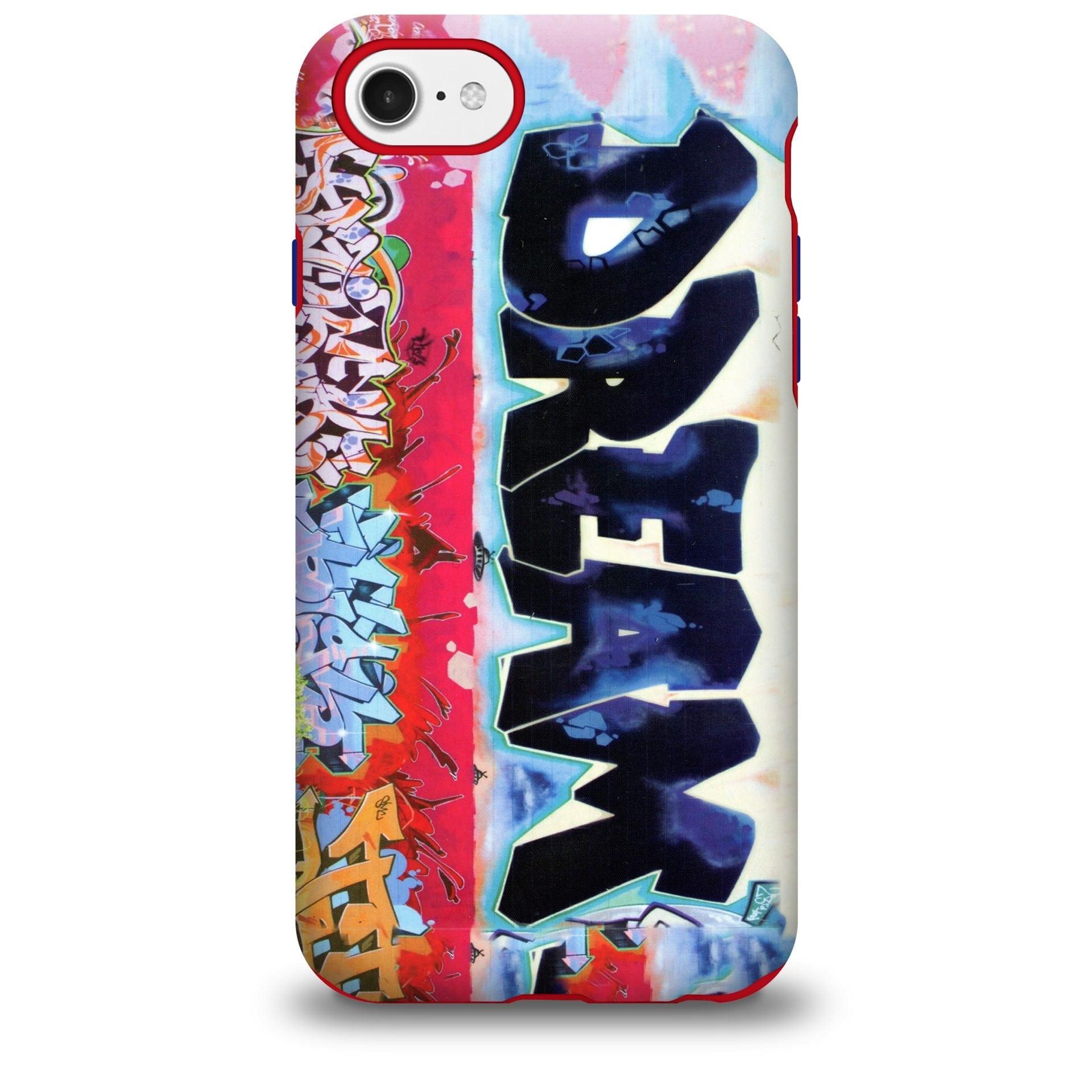 iphone 8 case graffiti