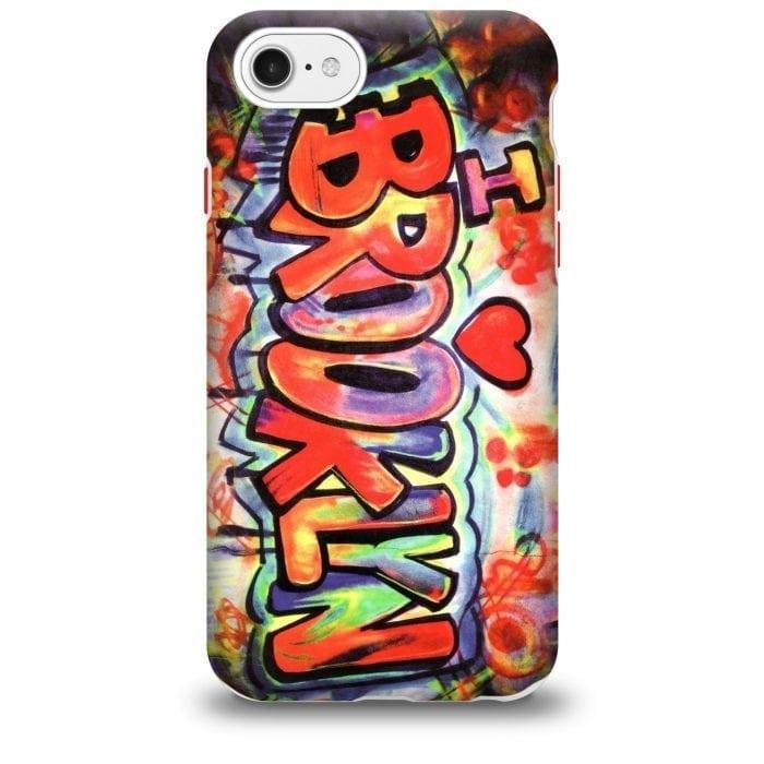 I love Brooklyn iPhone case