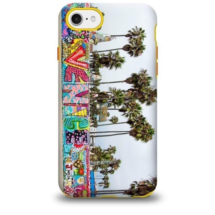 venice graffitti iPhone case