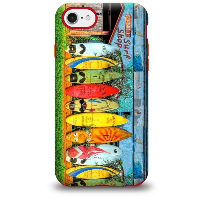 venice surfshop iphone case