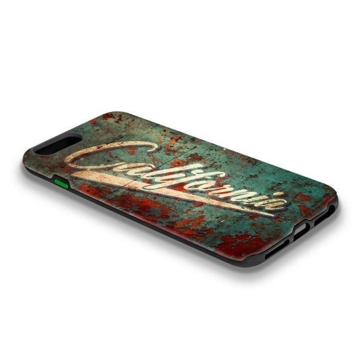 california sign iphone case