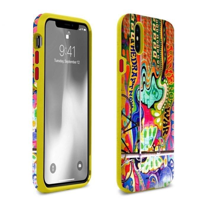 love not war iphone x xs case 2