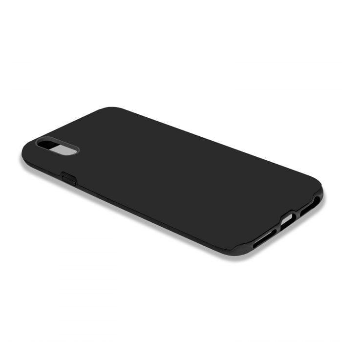 iPhone X Black Tpu