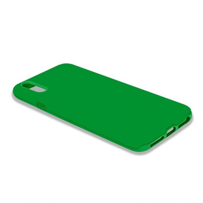 iPhone X Green Tpu