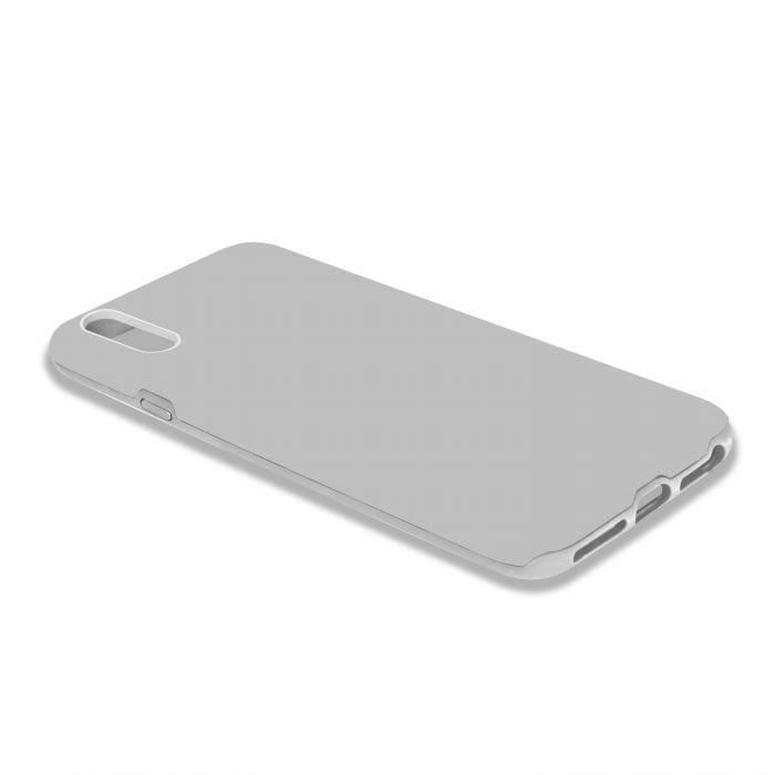 iPhone X White Tpu